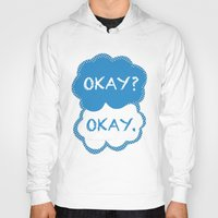 tfios Hoodies featuring TFIOS Dots by All Things M
