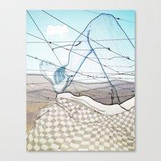 Viagem#3 Canvas Print