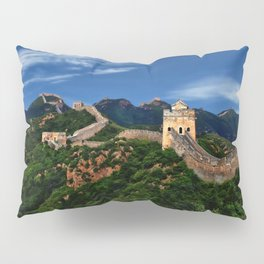 Great Wall Pillow Sham