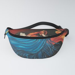 Spanish Flamenco Dancer Fanny Pack