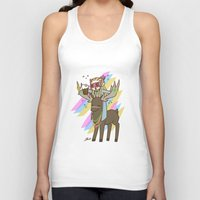 thranduil Tank Tops featuring Party Thranduil by BlacksSideshow