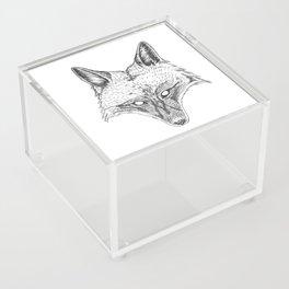 Foxy Acrylic Box