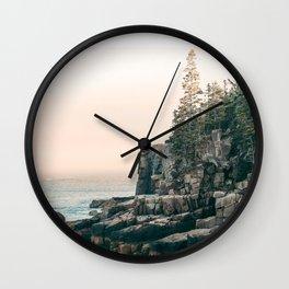 Saltwater Glow Wall Clock