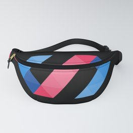 polymer javascript framework library  sticker polymerjs sticker Fanny Pack