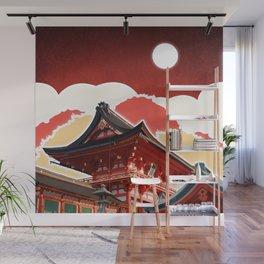 Night in Japan II Wall Mural