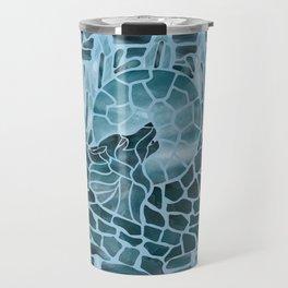 Moonlight Story (Light Blue) Travel Mug