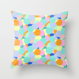 Rainbow I Throw Pillow