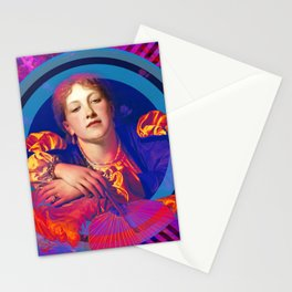 Hot Blooded Stationery Cards