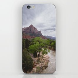 The Watchman iPhone Skin