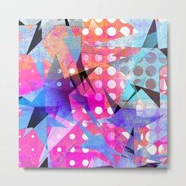 stars & dots 2016 Metal Print