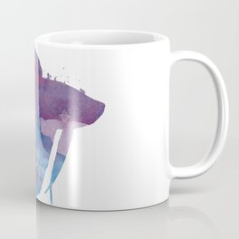 Siamese Figthing Fish - Betta Splendens Coffee Mug