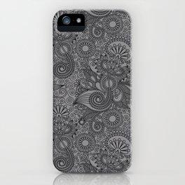 FLOR-ISH iPhone Case