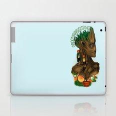 Groot's Babysitting Services Laptop & iPad Skin