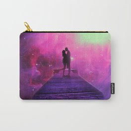 Kiss into the universe Carry-All Pouch
