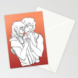 Fools in Love 1 Stationery Cards