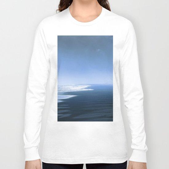 Blue ocean mood Long Sleeve T-shirt