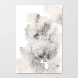 Too Good - Abstract Watercolor Art Canvas Print