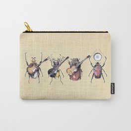 Meet the Beetles Carry-All Pouch