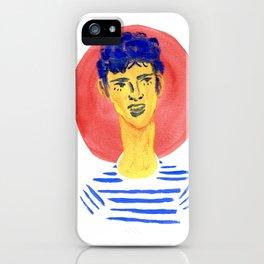 Jonathan Richman iPhone Case