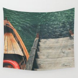 Next Stop: Adventure Wall Tapestry