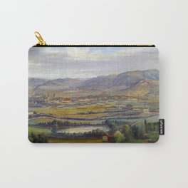 Carl Thöndel Industrial Landscape Carry-All Pouch