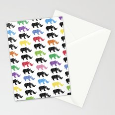 Rhino paper Stationery Cards