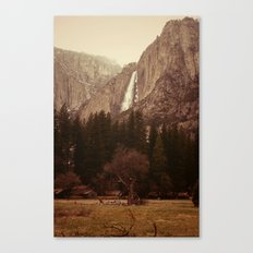 Yosemite 2 Canvas Print