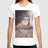 interstellar T-shirts featuring Interstellar by Itxaso Beistegui Illustrations
