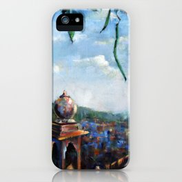 View of Jodhpur iPhone Case