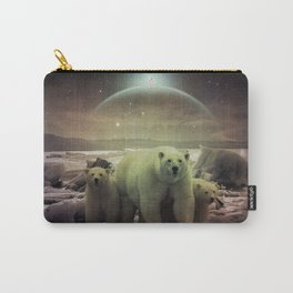The Queen of the North Pole v.2 Carry-All Pouch