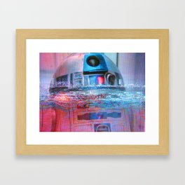 X39 Framed Art Print