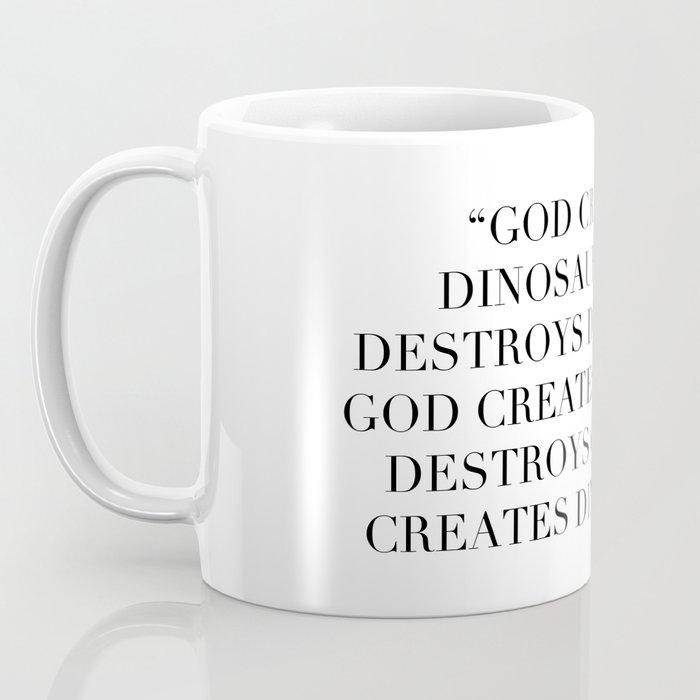 Jurassic Park Coffee Mug