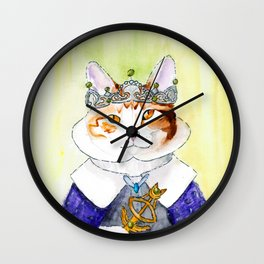 Duchess Penelope Wall Clock