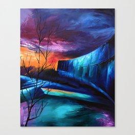 """KTSA"" Painting Canvas Print"