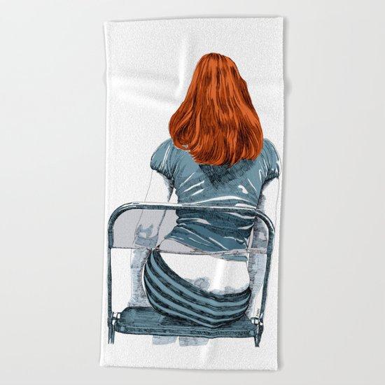 Ginger Beach Towel