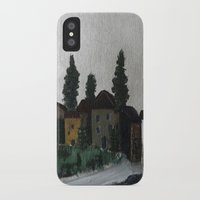 hamlet iPhone & iPod Cases featuring the hamlet by Maria Julia Bastias