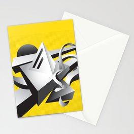 geoMETRICA Stationery Cards