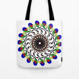 Kelsey Mandala Tote Bag