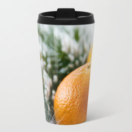 Christmas time #society6 #decor #buyart Travel Mug