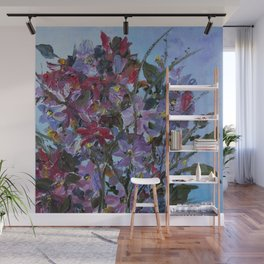 Heavenly Scent For Mom Wall Mural