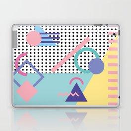 Memphis Pattern 5 - 80s - 90s - Retro Laptop & iPad Skin