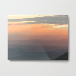 Every valley... Metal Print