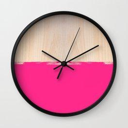 Sorbet IV Wall Clock