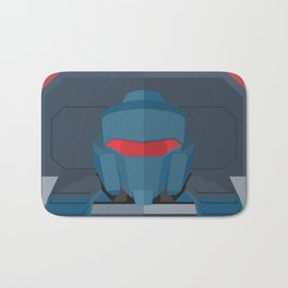 Pipes MTMTE Bath Mat