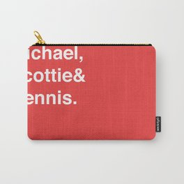 Chicago Bulls (classic) Carry-All Pouch