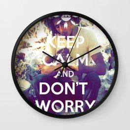 :)  Wall Clock