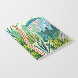 Malaysian Jungles Notebook