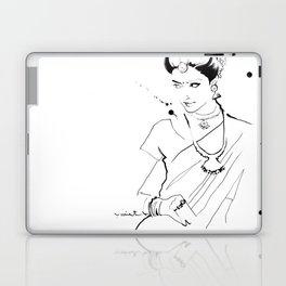 Ethnic Beauty - India Laptop & iPad Skin