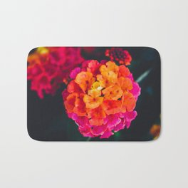 Color Pop Flower Bath Mat