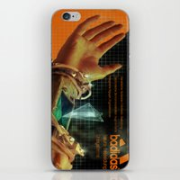 medical iPhone & iPod Skins featuring Badidas Genen Dynamik Medical by EverEvolvingEpithet